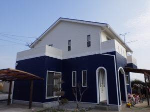 K様邸塗替工事 平成28年8月10日完了