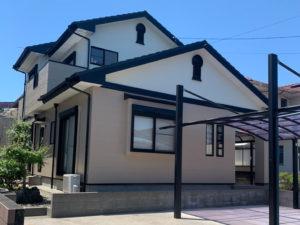 Y様邸塗装工事 令和2年6月25日完了